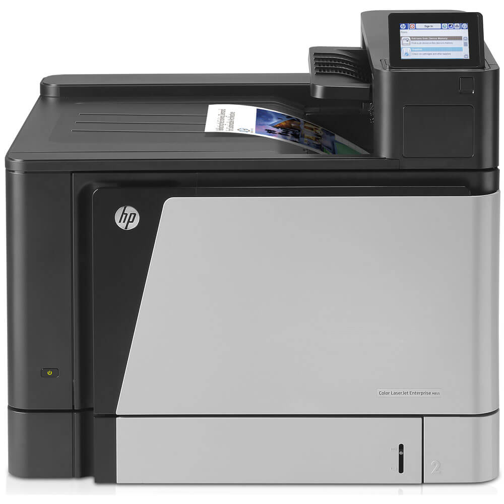 Máy in HP Color LaserJet Enterprise M855dn