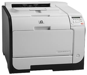 Máy in HP LaserJet M451NW