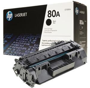 Mực in HP 80A