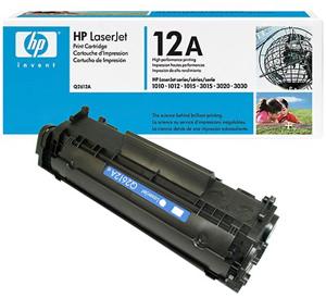 Mực in HP 12A
