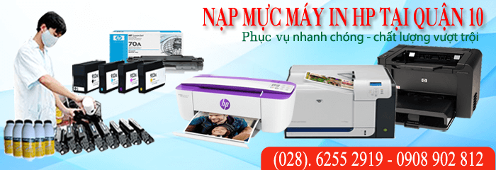 nap muc may in hp quan 10